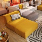 Chaiselongue Elements by Tom Tailor, different colours, variable