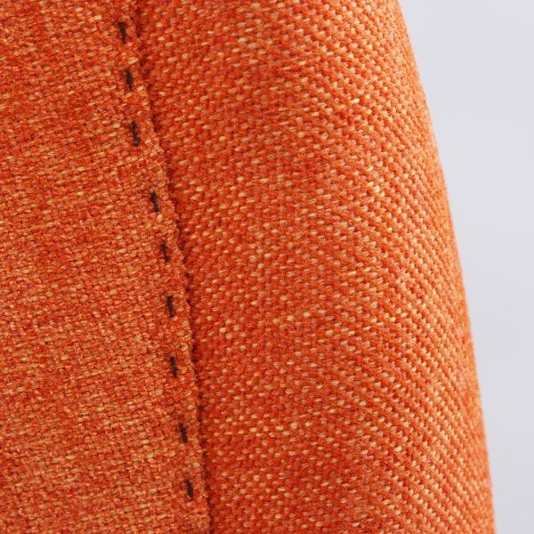 velvet point seating 50s style cocktail sofa orange karlsruhe. Black Bedroom Furniture Sets. Home Design Ideas
