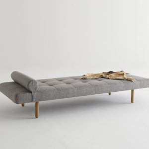 Daybed holz  Velvet-Point - seating & tables Elegant daybed 'NAPPER' by ...