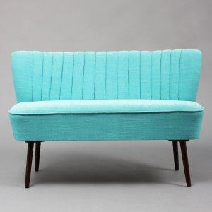 velvet point sitzm bel cocktailsofa im stil der 50er jahre karibikblau karlsruhe. Black Bedroom Furniture Sets. Home Design Ideas