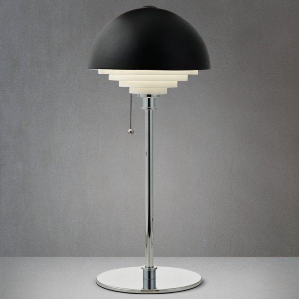 velvet point leuchten herstal motown tischleuchte schwarz made in denmark karlsruhe. Black Bedroom Furniture Sets. Home Design Ideas
