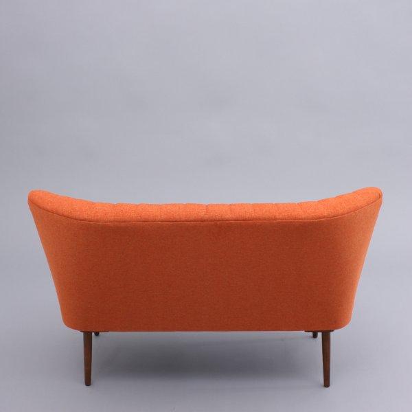 velvet point sitzm bel cocktailsofa im stil der 50er jahre orange karlsruhe. Black Bedroom Furniture Sets. Home Design Ideas