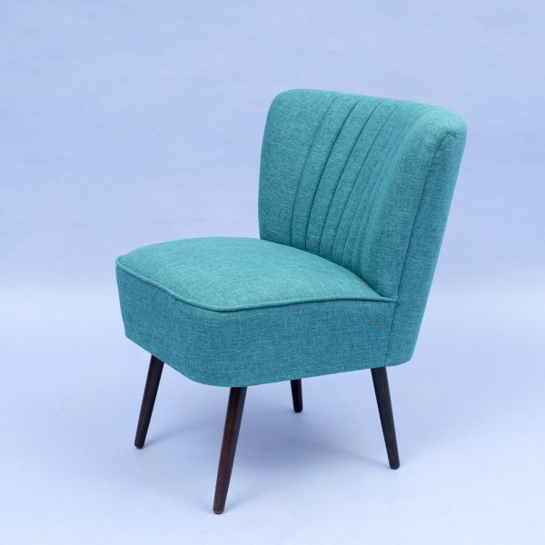 Cocktailsessel 50er  Velvet-Point - seating & tables 1950s style cocktail easy chair ...